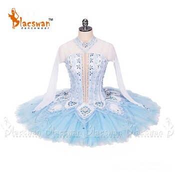 Nutcracker Snow Scene Ballet Costumes Snow Flakes BT695 Snow Queen Classical ballet tutu Ballerina Stage Costume YAGP Tutu - DISCOUNT ITEM  7% OFF All Category
