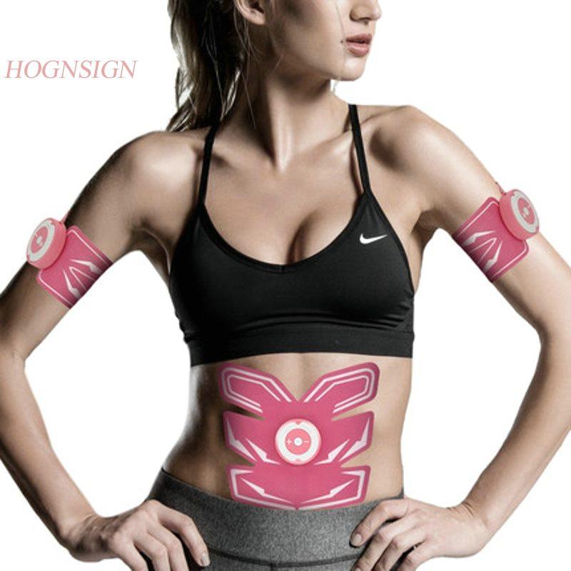 Hommes mince ventre Machine abdominale Muscles exercice équipement ceinture Muscle Fitness maison corps électro Estimulador musculaire offre spéciale