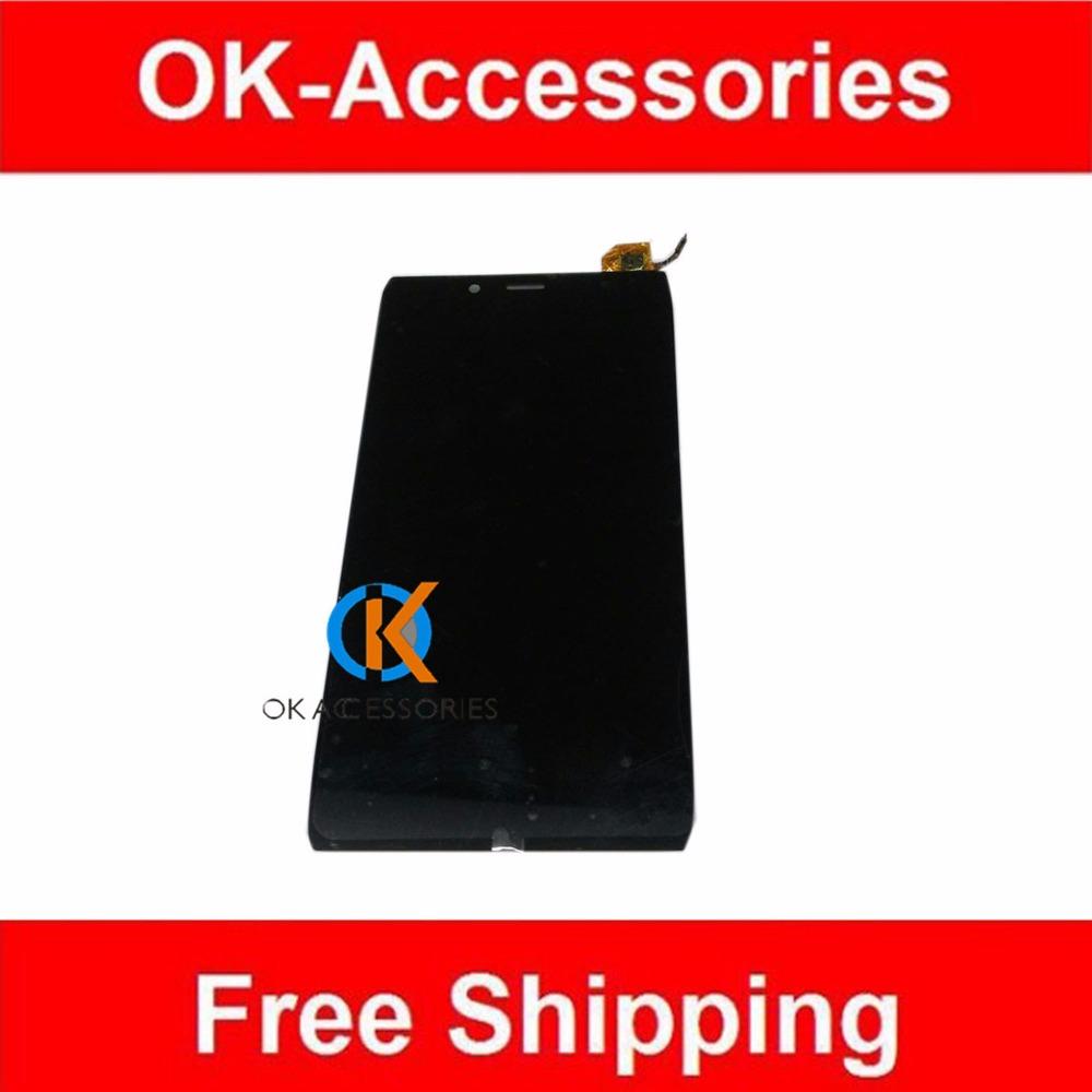 For Alcatel One Touch Idol Alpha OT6032 6032 LCD Display+Touch Screen Digitizer Assembly 1PC/Lot