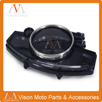 Speed Meter Clock Instrument Case Gauges Odometer Tachometer Housing Box Cover For YAMAHA YZFR6 YZF R6 06 07 08 09 10 11 12