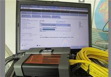 Для Bmw ista d ista p icom Профессиональный obd2 инструменту диагностики для Bmw icom A2 b c с ноутбуком D630 установлен 2019,05 программного обеспечения SSD