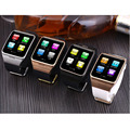 SmartWatch Relógio inteligente LG128 wearable com NFC, suporte Cartão SIM Câmera 1.3mp Captura Remota Sono Monitor de relógio de Pulso