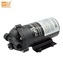 Coronwater bomba de refuerzo RO de 400GPD, filtro de agua potable de ósmosis inversa, 4000NA