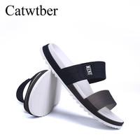 catwtber новый для мужчин открытый пляжная обувь нескользящие скорость помех туфли без каблуков водонепроницаемая обувь уличная нескользящая очень слово пляжная обувь для мужчин