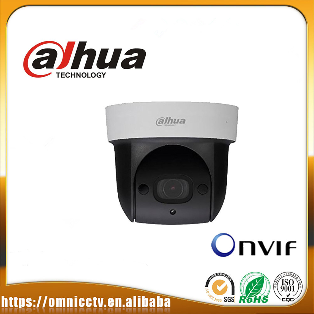 Dahua PoE PTZ 2MP IP Camera DH-SD29204T-GN 4x Zoom WDR DNR Built-in Mic Night Version CCTV Surveillance Speed Dome Camera multi language cctv ip camera ds 2de2202 de3 w 2mp auto ptz dome camera with wifi 2x zoom built in mic