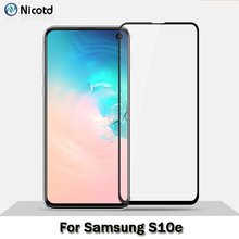 Tempered-Protective-Glass Film Screen-Protector Full-Cover Samsung A7 S10e for Galaxy
