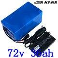 72В 2000 Вт 3000 Вт Батарея ebike 72В 35ач батарея для электрического велосипеда 72В 35ач батарея для электрического скутера 72В литиевая батарея с заря...