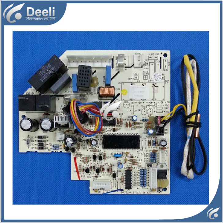 95% new good working for Gree air conditioner series pc board circuit board 30055821 motherboard 5L51C GRJ5L-A12 on sale 574680 001 1gb system board fit hp pavilion dv7 3089nr dv7 3000 series notebook pc motherboard 100% working