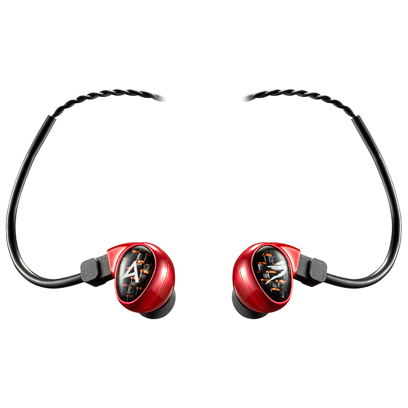 Astell&Kern Billie Jean In-Ear earbuds High-fidelity headphones 2 unit balanced armature by Jerry Harvey Audio New Arrivals ...