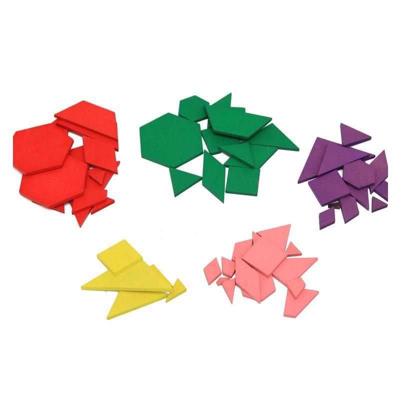 Educativo Juguete de madera Montessori Educación Colores Sense - Educación y entrenamiento - foto 3