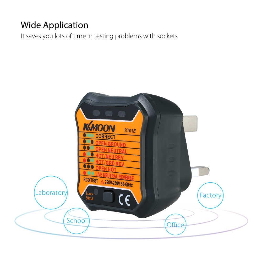Marvelous Detail Feedback Questions About Kkmoon Advanced Rcd Electric Socket Wiring Cloud Favobieswglorg