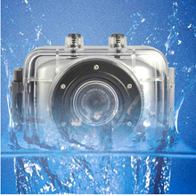 Freeshipping 1.77″ Mini Sports Camcorder DV-123SD 720P HD Cheap Action Sport Camera Waterproof DV DVR For Outdoor Activities