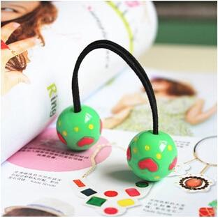 Neue Styling-Tools Love Ball elastische Haarbänder Kopfbedeckungen - Bekleidungszubehör - Foto 5