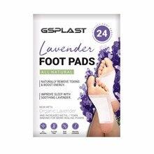 24 патча Мятные патчи для ног высокое качество массаж тела детоксикационные подушечки для ног производитель