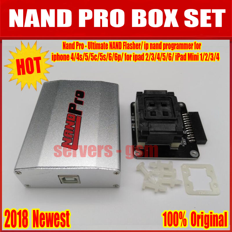 2018 Newest 100% Original Nand Pro - Ultimate NAND Flasher/ ip nand programmer for iphone 4/4s/5/5c/5s/6/6p/ for ipad 2/3/4/5/6/2018 Newest 100% Original Nand Pro - Ultimate NAND Flasher/ ip nand programmer for iphone 4/4s/5/5c/5s/6/6p/ for ipad 2/3/4/5/6/