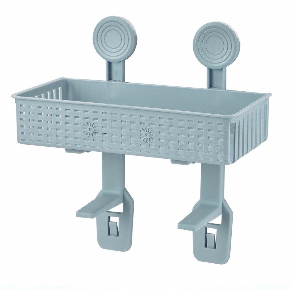 Innovative Suction Wall Toilet Storage Rack Multifunctional Bathroom ...
