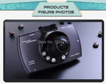 New Auto Digital Camcorder HD 720P In-Car Night Vision+Camcorder LCD 360 New 2.5″ HD Car LED DVR Road Dash Video Camera Recorder