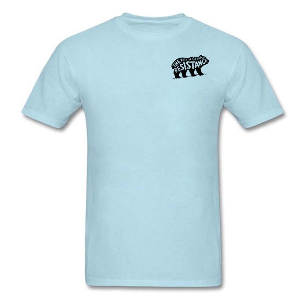 Listagem do novo Hip Hop Rap Music Band T Camisas dos homens A Caminho de Maior Resistência Masculina Tops & T urso Impresso Em Azul Tshirt