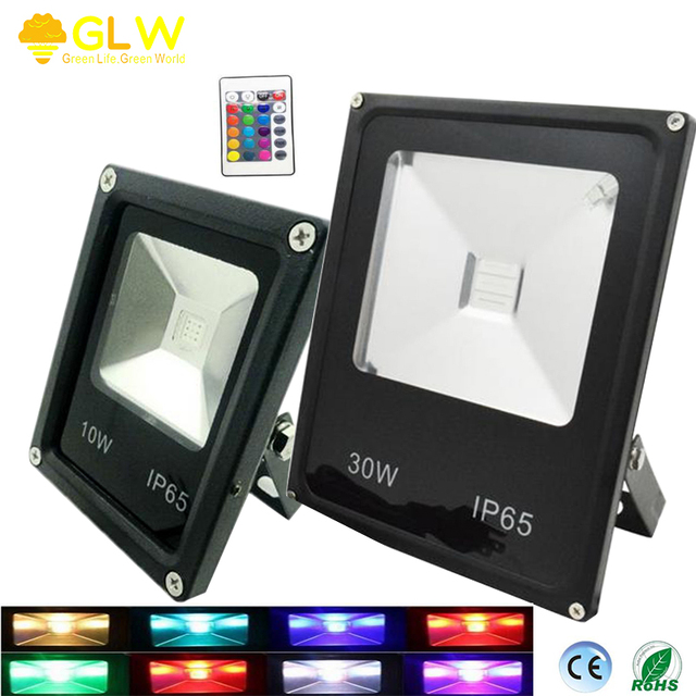 New 50w 30w 20w 10w outdoor lighting waterproof ip65 floodlight new 50w 30w 20w 10w outdoor lighting waterproof ip65 floodlight garden remote control rgb 220v 110v aloadofball Image collections