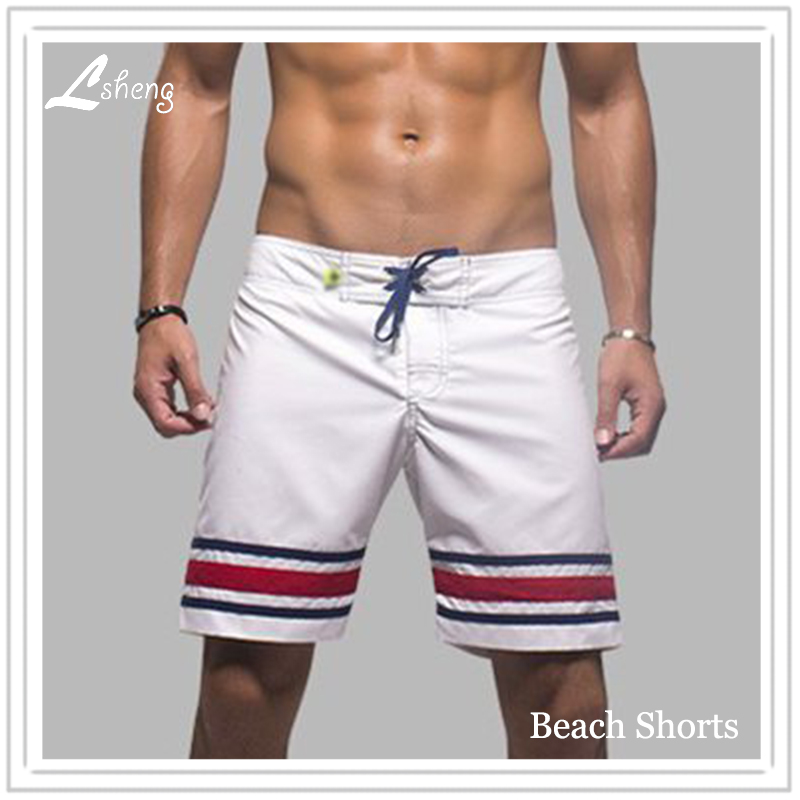New Arrivals Brand High Quality Quick-Drying Leisure Men Shorts Casual Seaside Beach Shorts Male Board Short 5 Minutes Shorts