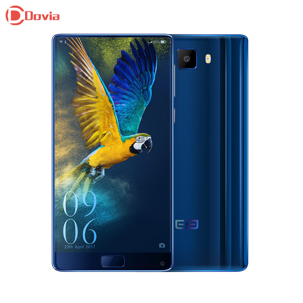 Elephone S8 4G Smartphone Android 7.1 6.0 inch 2K Screen Helio X25 Deca Core 2.5GHz 4GB RAM 64GB ROM 21.0MP Camera Mobile Phone