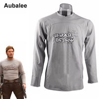 Guardians Of The Galaxy 2 Mens T Shirt Star Lord Peter Jason Quil T Shirt Male