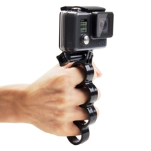 For GoPro accessories Stylish Selfie Mount Ring Finger Grip I-Shoot Stabilizer monopod for GoPro Hero 4 /3+/3 / 2/1
