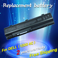 JIGU Аккумулятор Ноутбука 312-0365 HD438 CGR-B-6E1XX TD429 TT720 UD535 XD184 WD416 ДЛЯ Dell YD120 Для 120L Inspiron 1300 B120