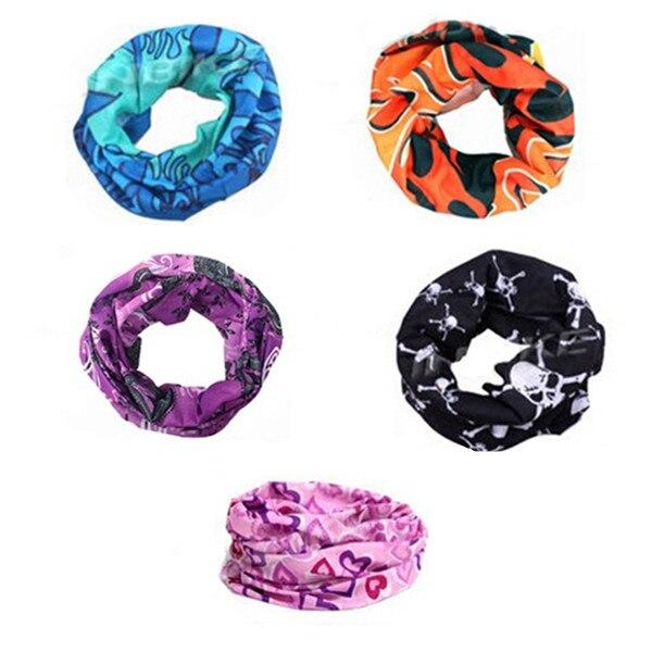③Unisex ciclismo Facecloth mágica pañuelo cara toalla, turbante ...