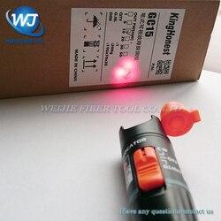 VFL 10 км волоконно-оптические Визуальный детектор ручка из PW:> 10 МВт Визуальный дефектоскоп