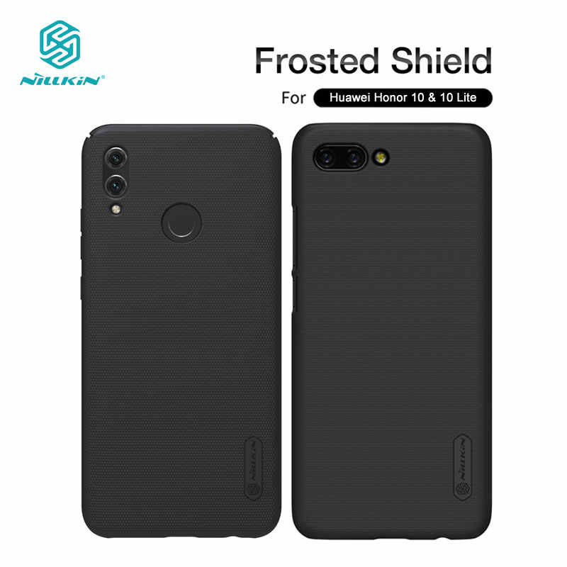 sports shoes 1158c fb22b Huawei Honor 10 Case Honor 10 Lite Cover Nillkin Frosted Shield Hard Back  Case for Huawei Honor10 Lite