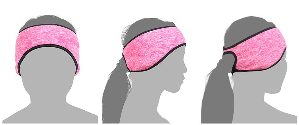 Detail Feedback Questions about Winter Warmer Women Sweatband Head ... da1a3cfaa15a