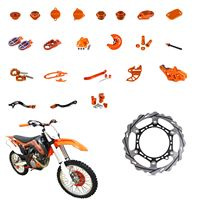Motocross High strength Full Eye catching Parts For KTM 250 XCFW SXF XCF EXCF SIX DAYS 2014 2015 2016 Motocycle