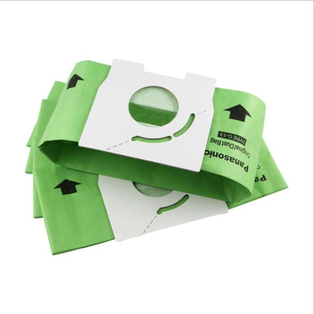 Vacuum Cleaner Dust Bags for Panasonic MC-CA & AMC models