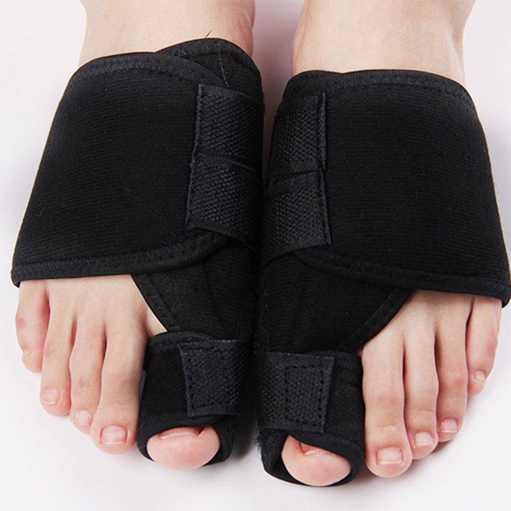 LeftRight Aolikes Hallux Valgus posture corrector Thumb Correction Strap Comfortable Feet Device Foot Care Unisex Orthopedic