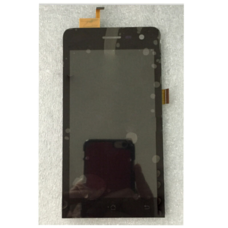 ФОТО For Archos 45 Helium 4G New Black Touch Screen Digitizer Glass Sensor+LCD Display Panel Screen Assembly Replacements