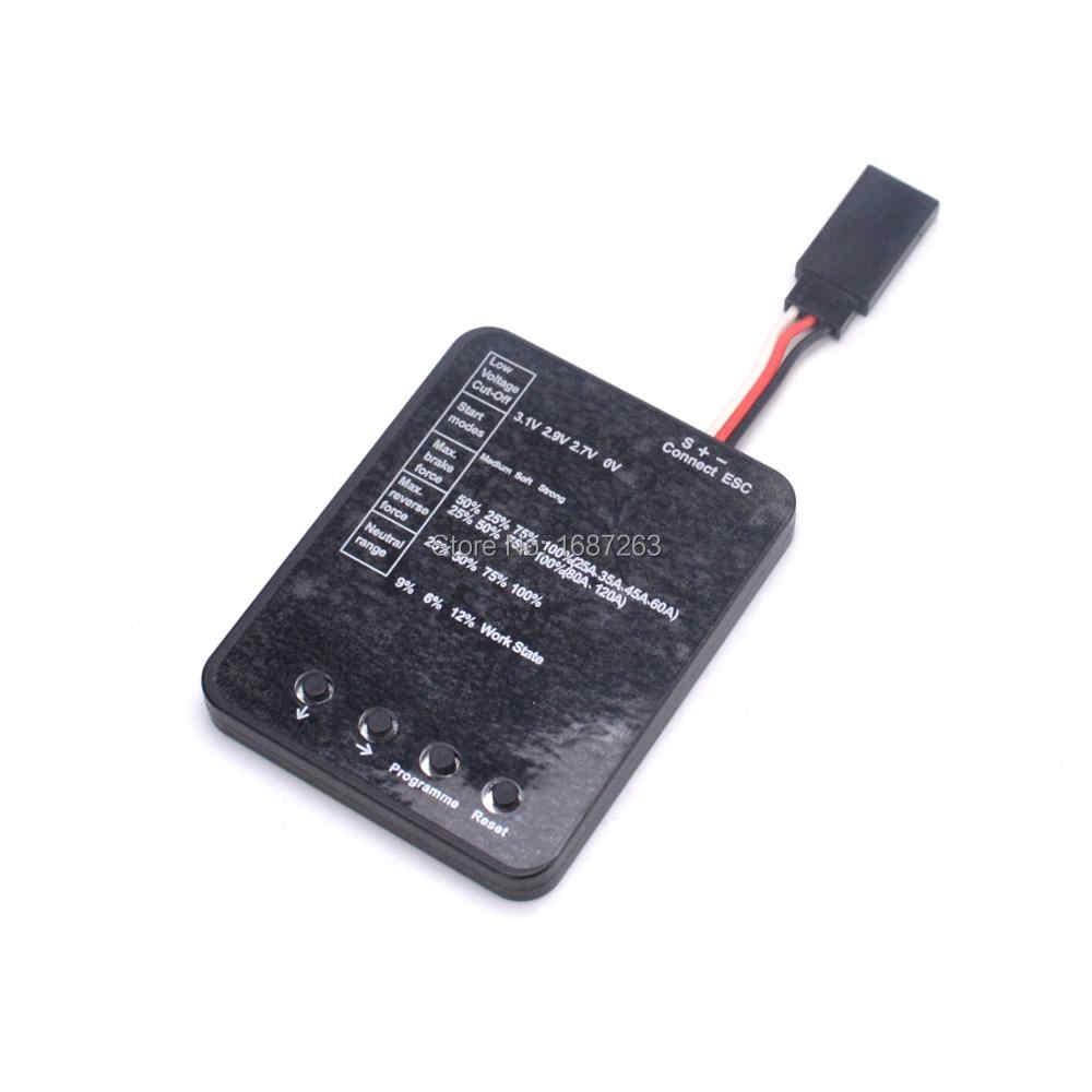 waterproof 3650 3900kv 4300kv motor 60a brushless esc electric speed controller 5 5v 3a bec programer  [ 1000 x 1000 Pixel ]
