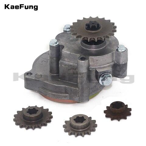 caixa de engrenagens do cilindro da embreagem t8f com 11 t 14 t 17 t