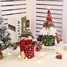 Christmas Eve Apple Box Gift can be used as a decoration