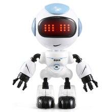 R8 люк умных робот осязаемый Управление DIY жест обсуждение Smart Радиоуправляемый мини-робот цинковый сплав и игрушки ABS для детей