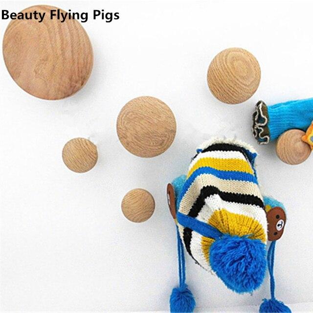 Kleiderhaken Diy dekorative wand kleiderhaken kleiderhaken stil wand