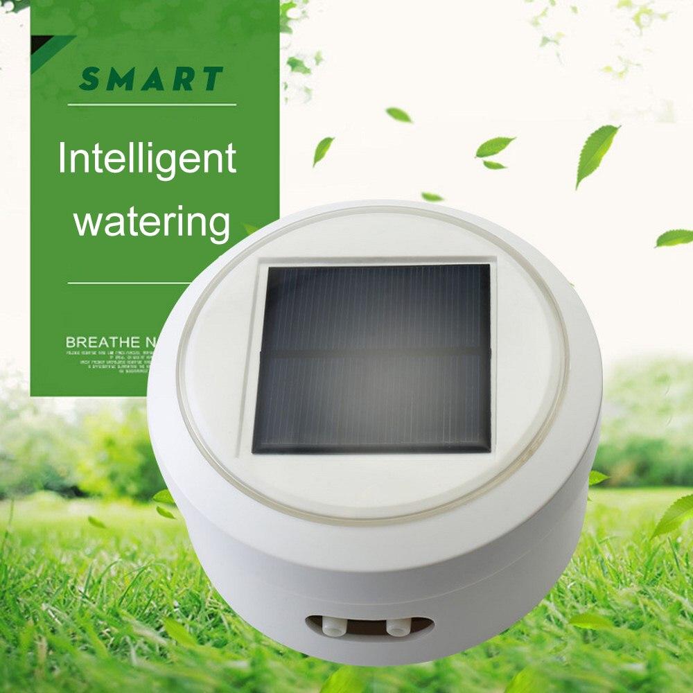 Automático Temporizador Da Bomba de Água a Energia Solar Sistema de Bomba de Irrigação Por Gotejamento de Rega Ferramenta de Jardim Rega Kit de Carregamento USB Inteligente