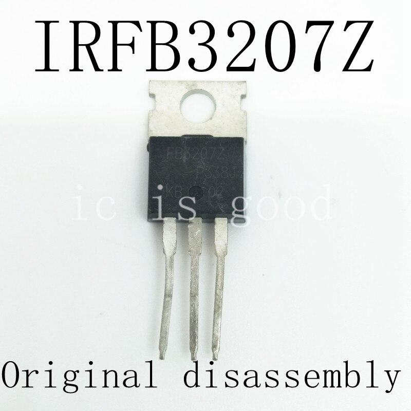 20PCS IRFB3207 FB3207 IRFB3207Z IRF3207 TO 220 IRFB3207 FB3207 IRFB3207Z IRF3207