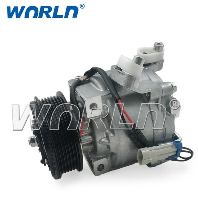 Auto Ac Compressor For Chevrolet Spin Opel Mokka Msc90 6pk 95059818