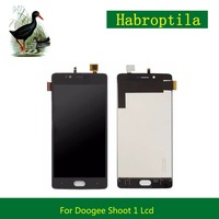 5Pcs Lot 5 5 For Doogee Shoot 1 Full Lcd Display With Touch Screen Digitizer Panel
