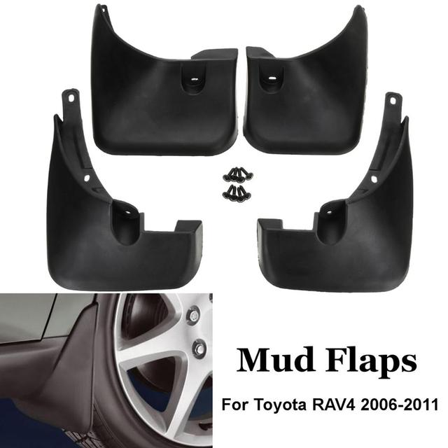 toyota rav4 rear mud flaps