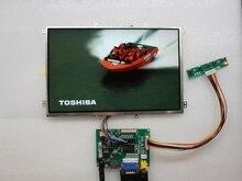 10.1 インチ 1280*800 ips モニター用液晶画面 Aida64 cpu gpu コンピュータ系サブディスプレイラズベリーパイ車自動バッキング優先