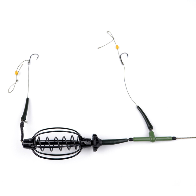 1PC 40G High Quality Capture Off Ability Fishing Hook Explosion Hook Fishing Lure Tackle box