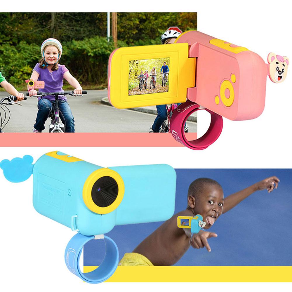 Портативный весело дети камера Cam селфи мини Детская камера для Мода Прямая HD