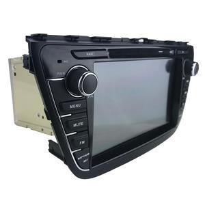 "Image 3 - PX6 DSP 8 ""1280*720 Android 10 Auto DVD Für Suzuki SX4 S Kreuz 2013 2015 auto Radio Stereo GPS Navigation Audio Video Backup Cam"